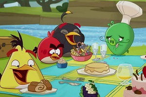 Angry Birds Toons - Piknik