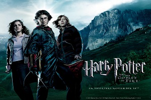 Harry Potter a Ohnivá čaša (2005)